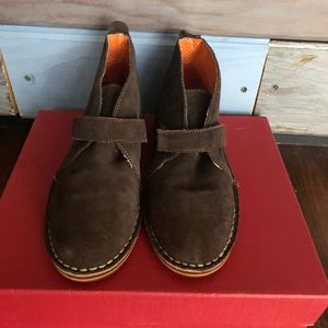 LIKE NEW Cole Haan Nike Air brown booties.